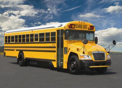 Školski autobus u Americi
