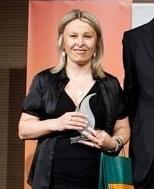 Gordana Picek, dobitnica nagrade Prometej za najboljeg HR manadžera