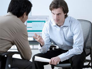 Razgovor o poslovanju