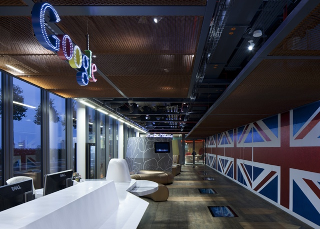 Google ured - London