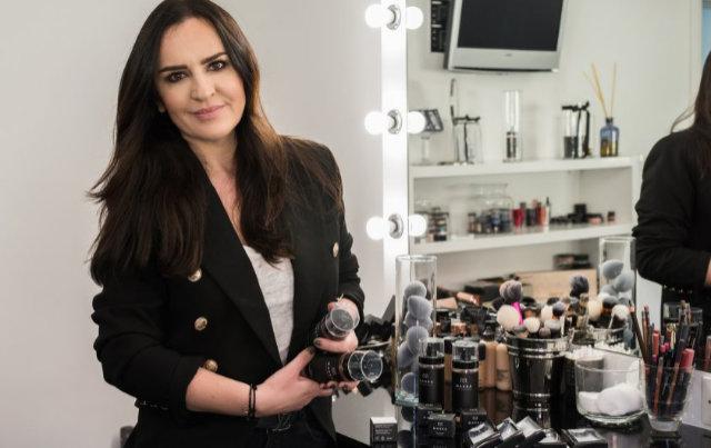 Naša vodeća vizažistica zahvaljujući sredstvima MINGO-a ostvarila poslovni san u Hrvatskoj