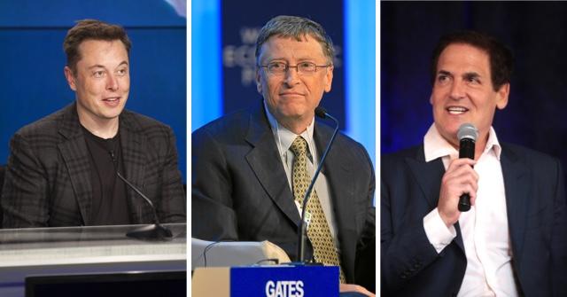 Trojica milijardera morali su se riješiti loših navika, prije nego što su postali uspješni
