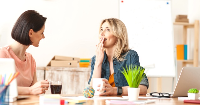 Često se žalite na svoje kolege? Čini se da je to dobro za Vaše zdravlje.