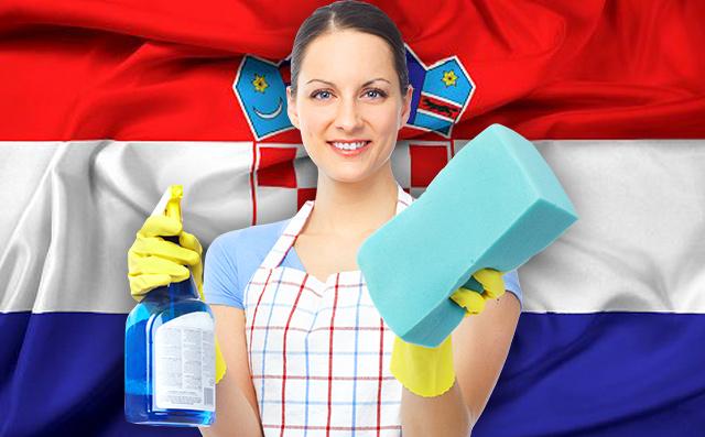 Problem hrvatskih državnih tijela s uslugama čišćenja: Nemamo više ljudi, svi su otišli van!