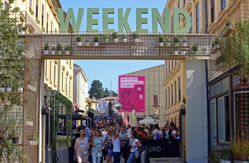 12. Weekend Media Festival u Rovinju od 19. – 22. rujna