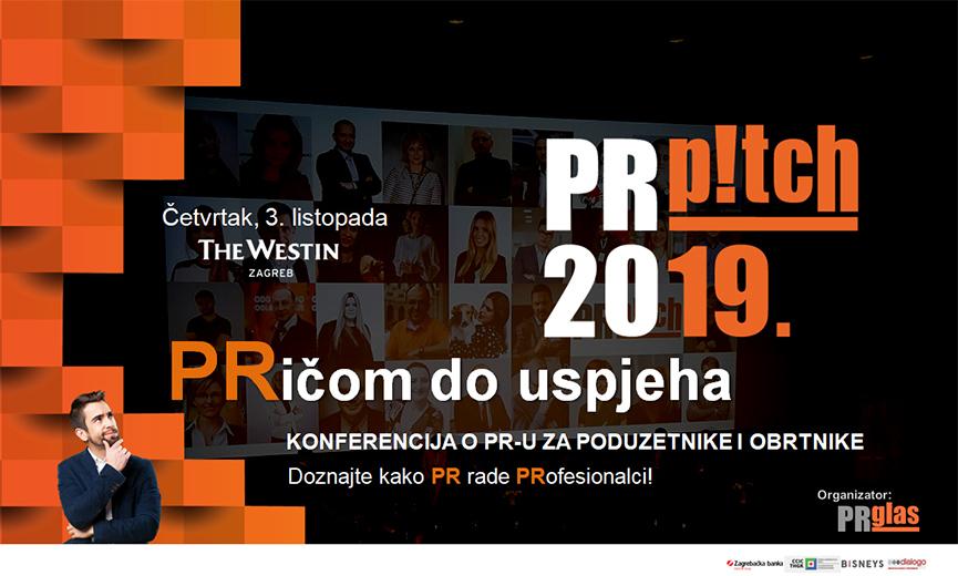 Uskoro u Zagrebu: PRpitch, 2. konferencija o odnosima s javnošću za poduzetnike i obrtnike