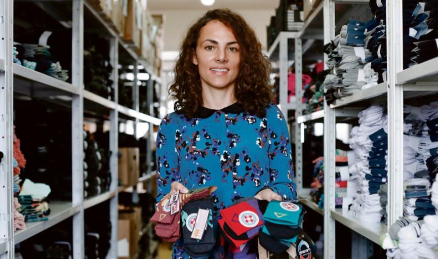 'Prve čarape sašila sam si za Olimpijadu, a sada prodajem više od 20.000 pari godišnje'