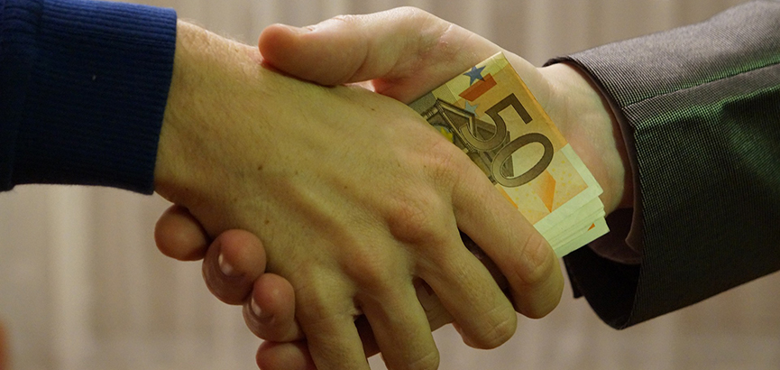 Istraživanje: Hrvatska po korupciji prva u istočnoj Europi, prestigla i Rusiju