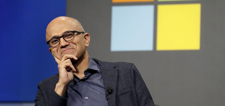 Direktor Microsofta prima milijunsku plaću, a sada je dobio povišicu od 66 posto