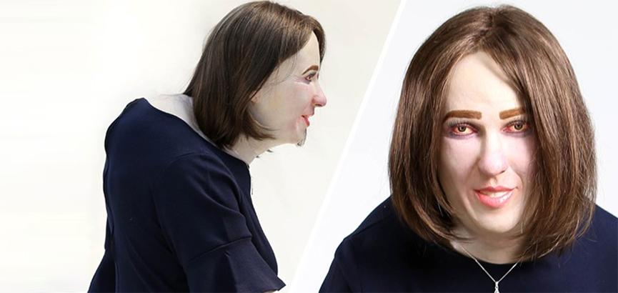 Groteskna lutka pokazuje kako će izgledati uredski radnici za 20 godina