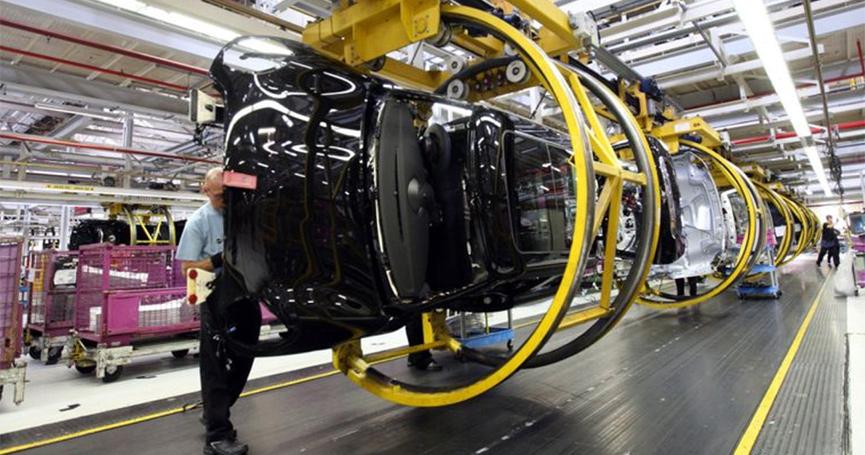 Neočekivan pad narudžbi u Njemačkoj industriji u listopadu