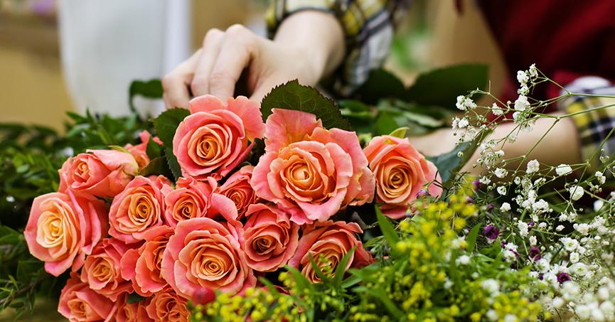 Dao otkaz, uzeo poticaje i otvorio svoju cvjećarnicu u Osijeku