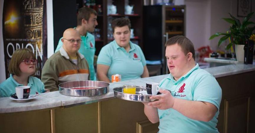 U Vinkovcima se otvara bar u kojem će raditi osobe s Downovim sindromom i intelektualnim teškoćama