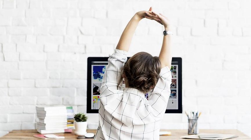 Mali trikovi za više kretanja u uredu