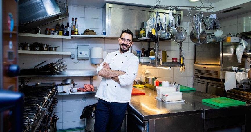 Marko Gajski: Fokusiran, odlučan i odvažan chef koji je uz sjajan tim na Korčuli dogurao restoran do Michelinove zvjezdice!