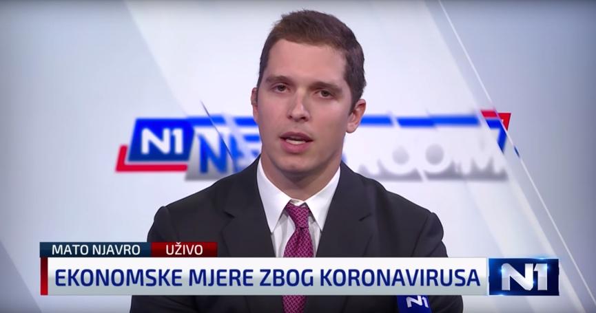 'Recesija i globalni šok neizbježni, ali oni mogu biti prilika za Hrvatsku'