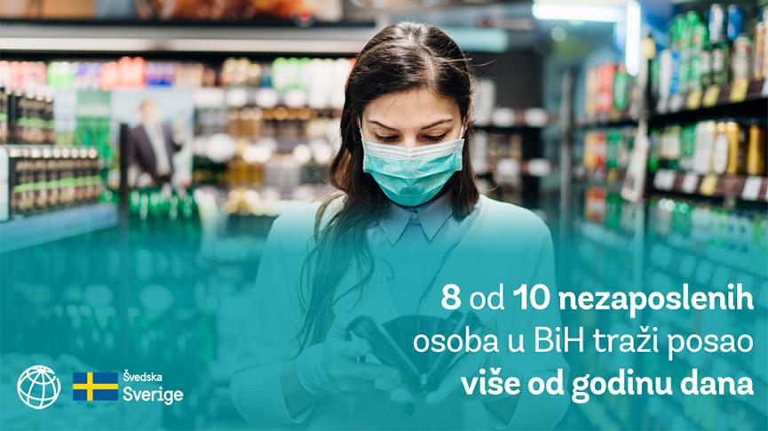 Svjetska banka: 8 od 10 nezaposlenih u BiH traži posao više od godinu dana