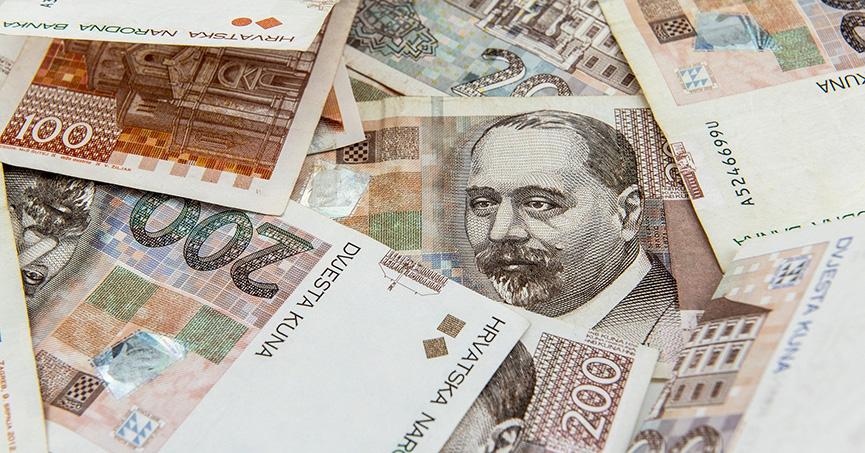 Hrvatska je treća po visini prosječne bruto plaće među zemljama u okolici