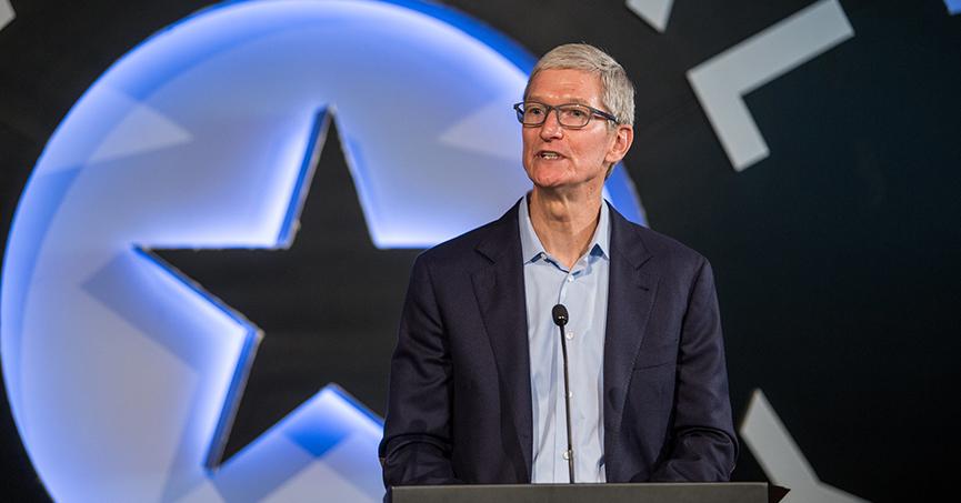 Šef Applea Tim Cook ušao u klub milijardera