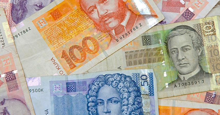 Prosječna zagrebačka neto plaća za svibanj iznosi 7 686 kuna