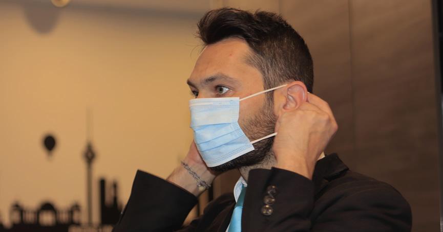 Božinović: 'Uvodimo maske u zatvorenom prostoru'