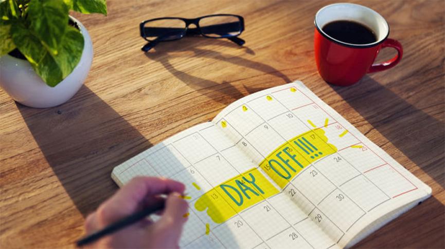Stručnjaci otkrili koliko često biste trebali tražiti slobodan dan na poslu