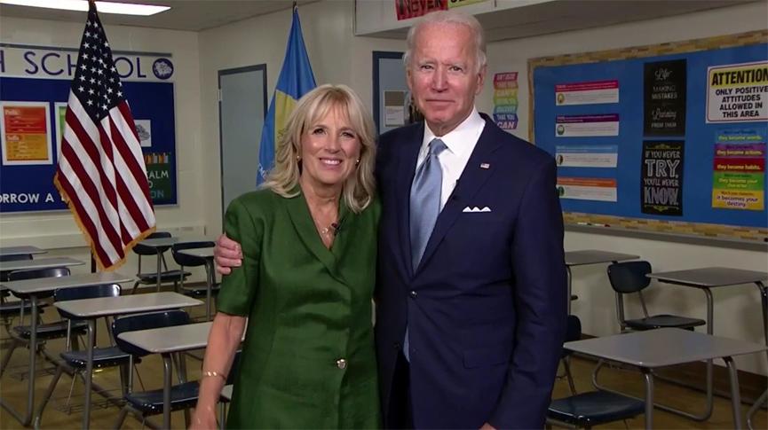 Buduća prva dama SAD-a će nastaviti raditi kao profesorica