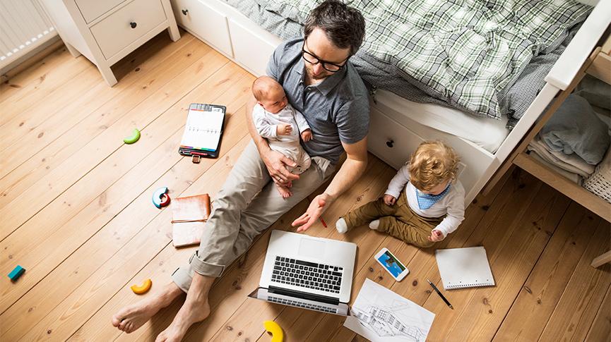 Trećina onih koji sada posao obavljaju od doma tako bi mogla nastaviti trajno