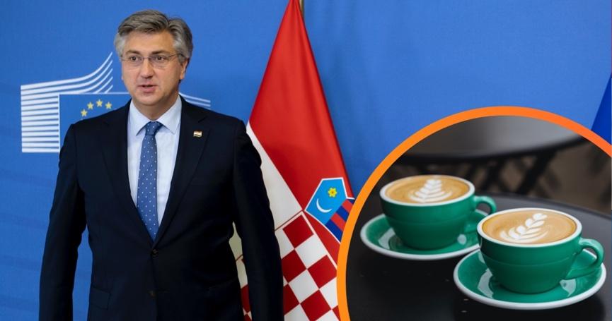 Plenković: 'Intencija je da se od 1. ožujka omogući rad na terasama, sutra više o tome'