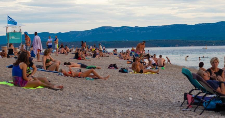 Hrvatska je prva na listi 100 najpopularnijih destinacija Nijemaca