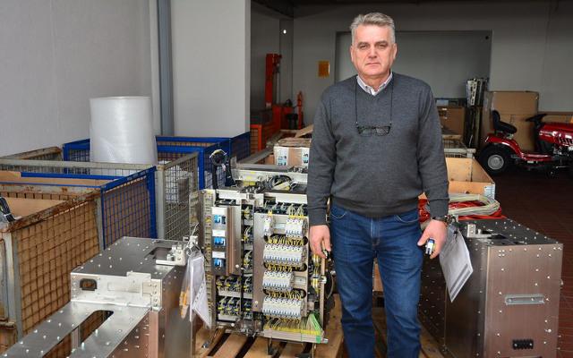 Slavonska tvrtka svojim radom oduševila Siemensove direktore