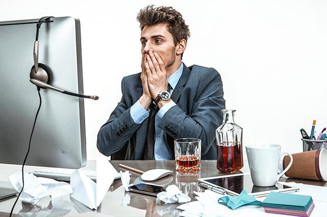 Sačuvajte psihu u negativnom radnom okruženju