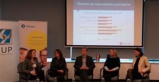 Rezultati istraživanja 'Stres na rukovodećim pozicijama' - Talentor Hrvatska