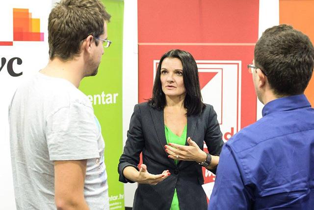 Gordana Frgačić nova direktorica ljudskih potencijala u Pevecu