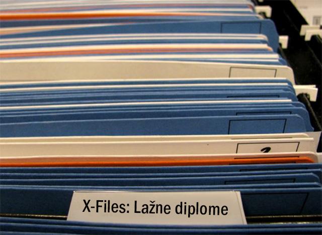 Policija u lovu na službenike s lažnim diplomama, do sada pronađene 22 krivotvorine