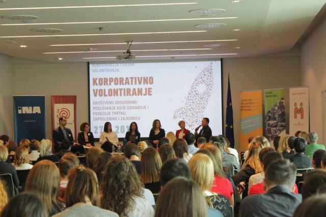 Korporativno volontiranje - suradnja za razvoj zajednice