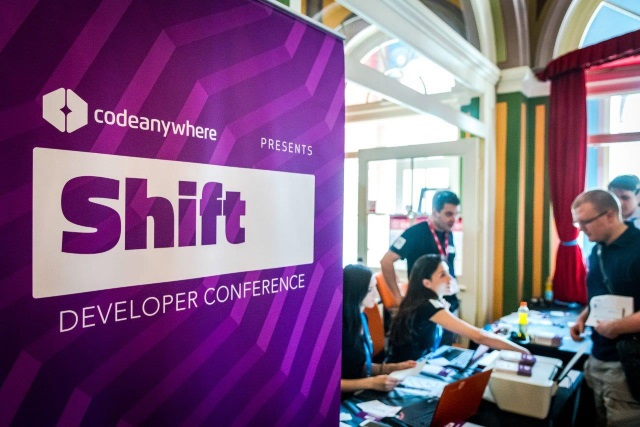 Najveća IT konferencija u jugoistočnoj Europi - Shift Developer Conference