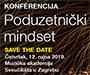 Poduzetnički mindset: Konferencija o utjecaju poduzetništva na gospodarstvo i društvo