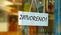 Tko bude otvorio trgovinu nedjeljom, prijeti mu kazna od 1.000 do 10.000 eura