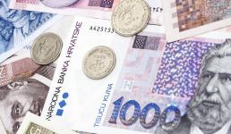 Prosječna neto plaća u Hrvatskoj za kolovoz iznosila je 6.438 kuna