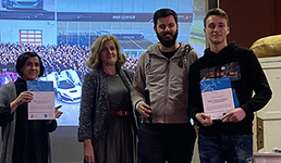 Mate Rimac uručio priznanja pobjedničkom timu za projekt HUP-a Poduzetnici budućnosti