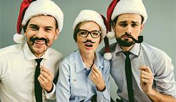 Po božićnoj uredskoj zabavi se vidi uspjeh u idućoj godini