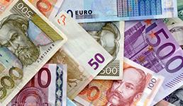 Prosječna plaća za listopad 6.496 kuna