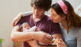 Može li rodiljni dopust popraviti jaz između primanja roditelja?