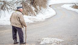 Mjesečna potpora gradova i općina umirovljenicima s malom mirovinom