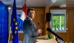 """Plenković najavio nove mjere za gospodarstvo: """"Ova kriza je gora od one 2008."""""""