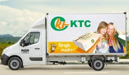 KTC uspostavio uslugu dostave, razvozi namirnice i do 20 kilometara od trgovine