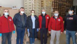 Viškovi poljoprivrednih proizvoda poslani u Zagreb kao pomoć stradalima u potresu