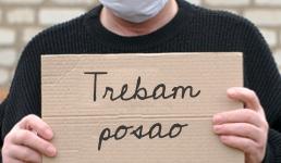 U Hrvatskoj više od 150.000 nezaposlenih. Njihov broj se dnevno poveća za više od tisuću