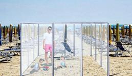 Kako ćemo se sunčati na plažama ovoga ljeta: 'Ovo je čisto ludilo! Pa tko bi to želio?!'